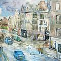 St. Mary's Street by Joan De Bot