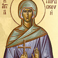 St Paraskevi by Julia Bridget Hayes