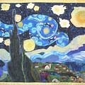 Starry Flight by Salli McQuaid