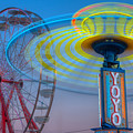 State Fair I by Clarence Holmes