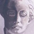 Statue Young Boy by Deena Greenberg