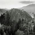 Stawamus Chief, Squamish, British Columbia, Canada, Tilt-shift by Brian Caissie