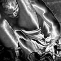 Steel Men Fighting 6 by Frederic A Reinecke