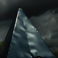 Steeple In The Clouds by Peter Piatt