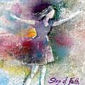 Step Of Faith by Deborah Nell