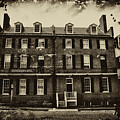 Stephenson's Hotel - Harpers Ferry by Bill Cannon