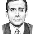 Steve Carell by Murphy Elliott