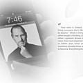 Steve Jobs 2 by Anthony Rego