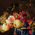 Still Life by Cornelis de Heem
