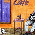 Still Life With Dogs And Music by Gale Cochran-Smith