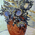 Still Life With Thistles by Vincent van Gogh