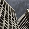 Stoic Buildings by Bill Kellett