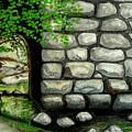 Stone Tunnel by Elizabeth Robinette Tyndall