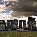 Stonehenge After The Storm by Justin Albrecht
