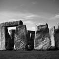 Stonehenge No 1 Bw by Kamil Swiatek