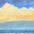 Storm Over Virginia Beach by Harriet Emerson