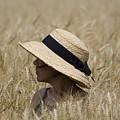 Straw Hat by Mats Silvan
