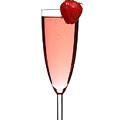 Strawberry Champagne by Gert Lavsen