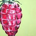 Strawberry Grenade by Britta Loucas