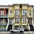 Streets Of San Francisco by Julie Gebhardt