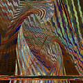 Stripe Amazement Bonding by Beverly Kimble Davis