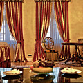 Striped Room by Madeline Ellis