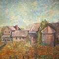 Stroudwater Farm by Joseph Sandora Jr