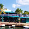 Stxx  Christiansted Us Virgin Islands by Linda Morland