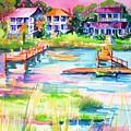Summer Evening by Susan Dade