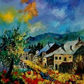 Summer In Mogimont by Pol Ledent
