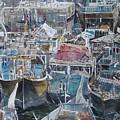 Summer Wharf Dubai by Martin Giesen