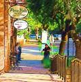 Summerville Sc by Donna Bentley