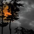Sun Over Spring Ridge by Trish Tritz