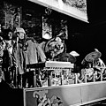 Sun Ra Arkestra At The Red Garter 1970 Nyc 5 by Lee Santa