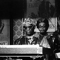 Sun Ra Arkestra At The Red Garter 1970 Nyc 8 by Lee Santa