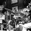 Sun Ra Arkestra At The Red Garter 1970 Nyc 9 by Lee Santa