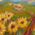 Sun Song by Maria  Kolucheva