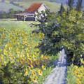 Sunflower Dream by L Diane Johnson
