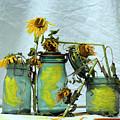 Sunflowers by Bernard Jaubert