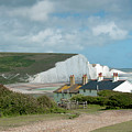 Sunlight On The Seven Sisters by Donald Davis