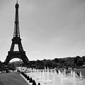 Sunny Day In Paris by Kamil Swiatek