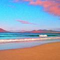 Sunrise On Sea Of Cortez by Dominic Piperata