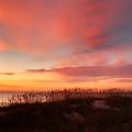 Sunrise On The Atlantic Ocean by Rich Leighton