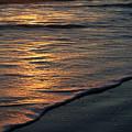 Sunrise Waves by Andrei Shliakhau