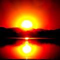 Sunset 3 by Travis Wilson