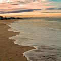 Sunset Beach by Riana Van Staden
