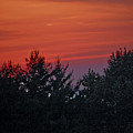 Sunset From Bear Path by DigiArt Diaries by Vicky B Fuller