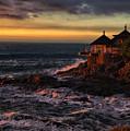 Sunset Hdr by Jouko Lehto