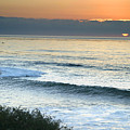 Sunset In La Jolla by Anthony Jones