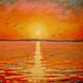 Sunset by John  Nolan